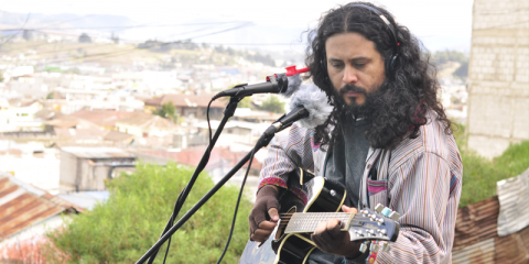 Portada Articulo 2 - Ser Músico en Guatemala